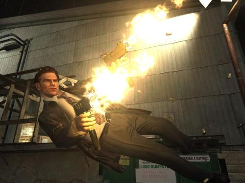 Max Payne voltará na nova geração!