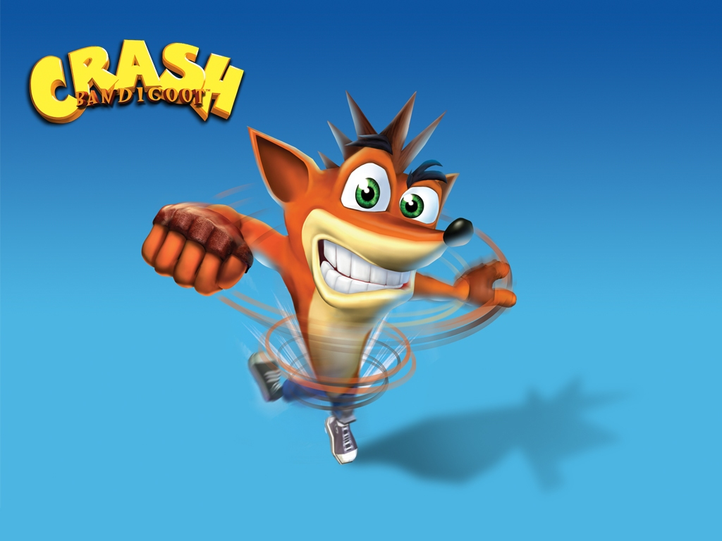 Crash Bandicoot - PlayStation Crash2