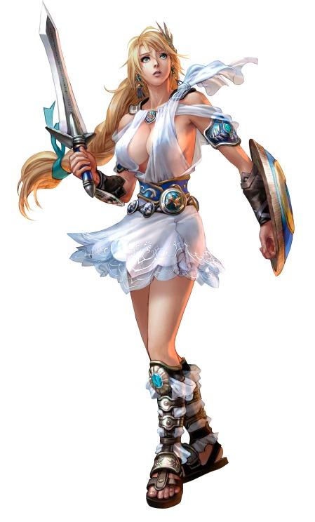 Resultado de imagem para personagens de games femininas