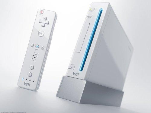Este é o Wii, simpático não?
