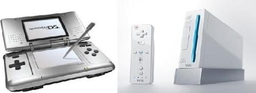 Nintendo Ds e Wii