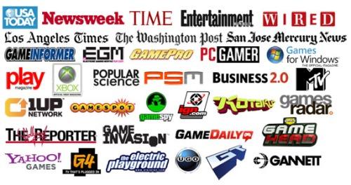 Se depender das nomeações a EA vai sair muito vitoriosa!