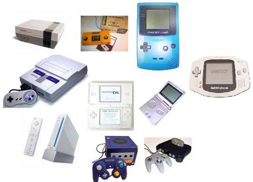 Estes são os consoles oficiais, use-os pra comparar com as versões abaixo!