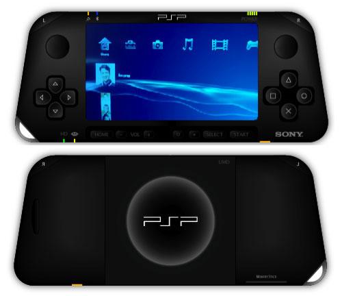"""Mais um sucessor do PSP, desta vez levando a sério o conceito """"Portátil"""", mas os UMD ainda vivem!"""