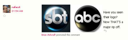 Zuando a autenticidade do SBT...