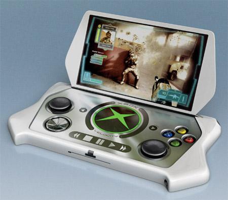 Que o PSP se cuide, pois o portátil da Microsoft seria retrocompativel com o 360 e consequentemente com o Xbox 1.