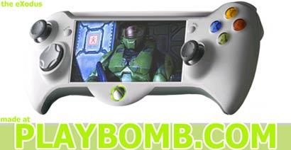Outro X360 portátil, desta vez tomando o controle como base do desingn. Ah e tem Halo para alavancar as vendas!