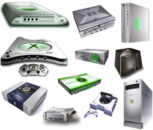 Qual deles será o Xbox 720? Mas que diabo. A Microsoft nem falou do sucessor do 360 ainda...