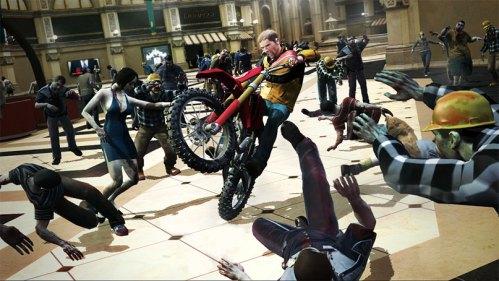 Um game de zumbi da Capcom que não é Resident Evil...
