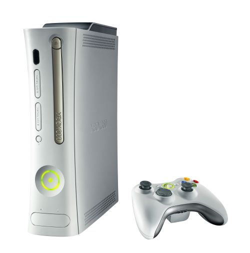Este é o console original sem nenhuma modificação, compare-os com as versões abaixo.