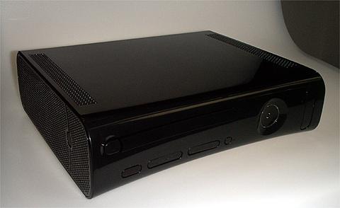 Este X360 se rendeu ao lado sombrio da força. Não confunda com a versão negra oficial, pois esta é feita de aluminium.
