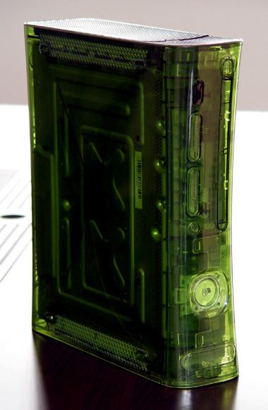 Outra versão sobre Halo, desta vez o ponto alto são as cores esverdeadas da série.