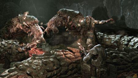 Se vai para a guerra é melhor ser capaz de aguentar um peido, por isso os soldados são bombados...