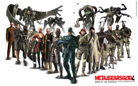 Forever MGS !!