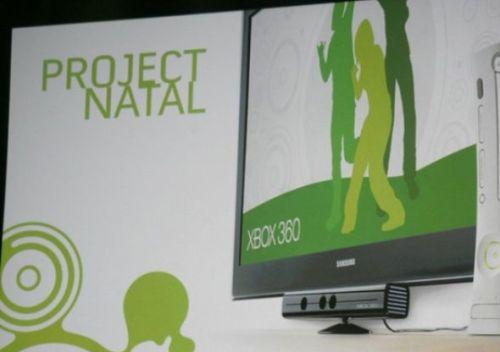 Alguém acha que a Microsoft não vai levar o project Natal?