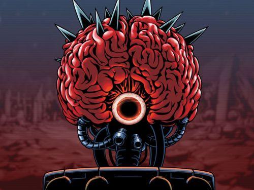 """Também conhecida como """"Cérebro do mal""""..."""