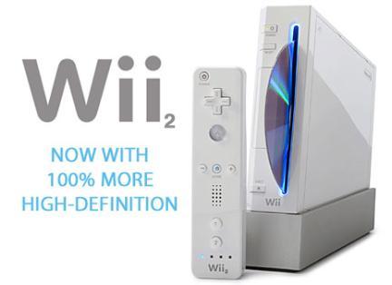 Será o sucessor do Wii assim?