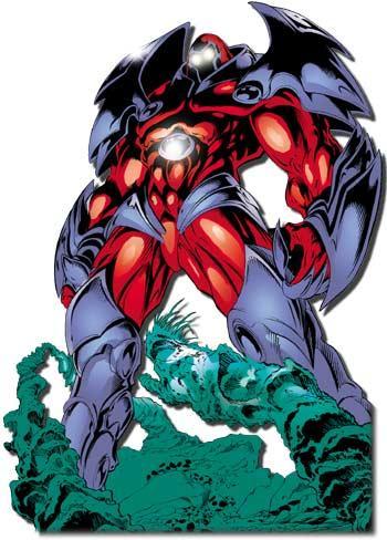 Conhecido também como Magneto mais forte...