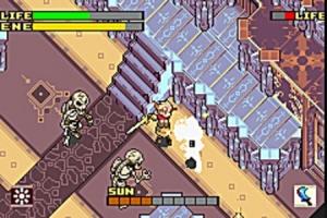 Esta imagem é do segundo game da franquia, também para GBA.