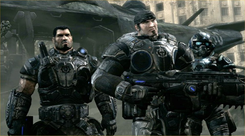 Gears of War 3 no 360 e além… | RevistaGames: revistagames.wordpress.com/2009/11/20/gears-of-war-3-no-360-e-alem