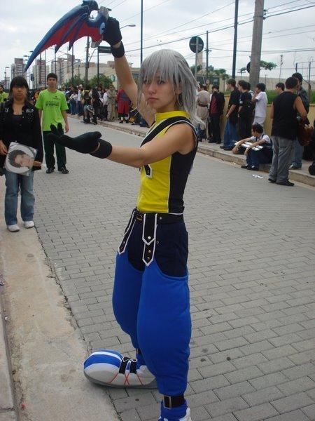 Riku-cosplay