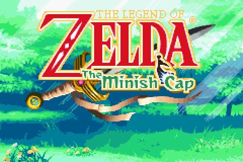 1864 the legend of zelda the minish cap: