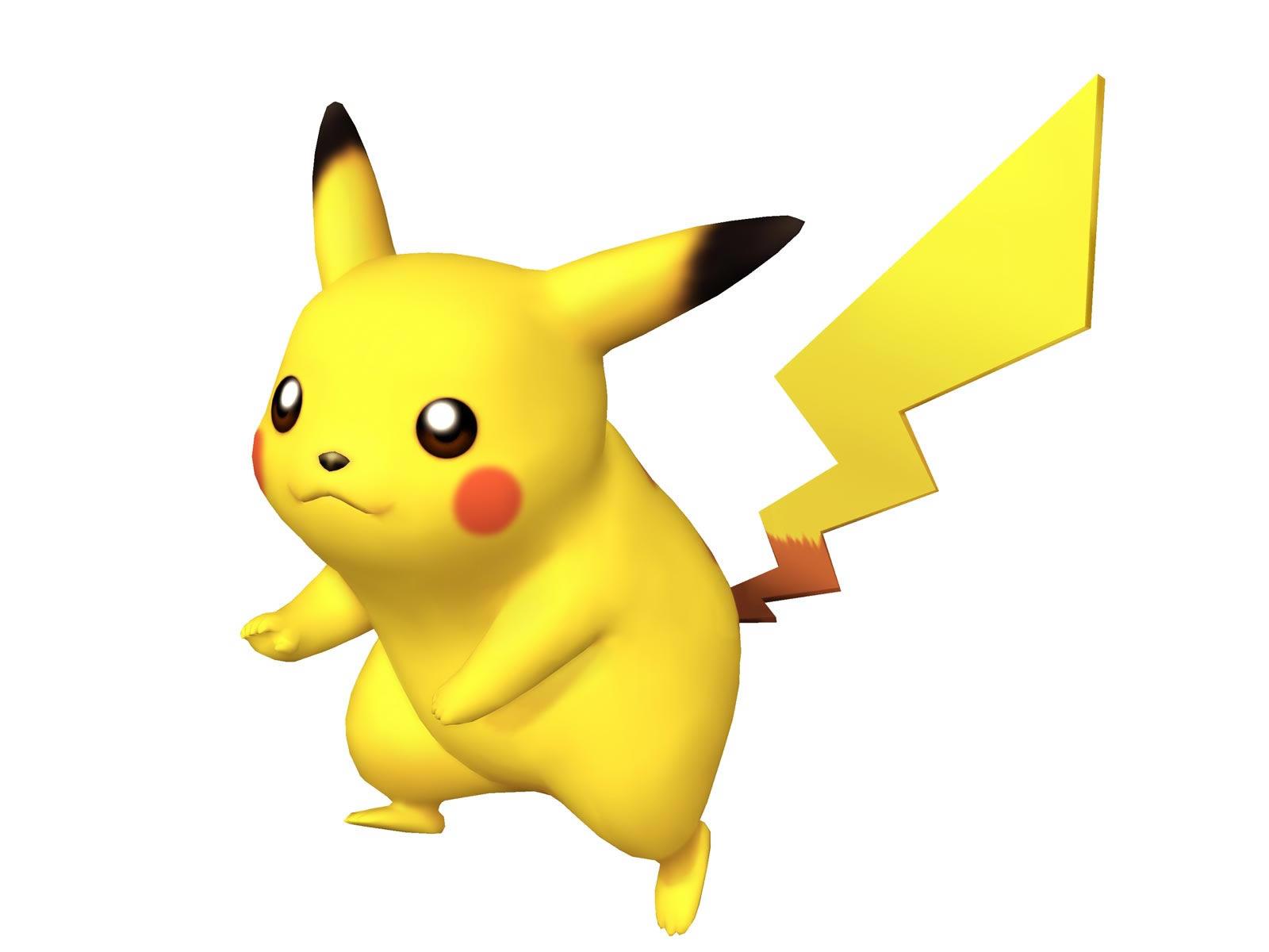 Lançamento(Canal Oficial de Pokémon no Youtube) Pikachu