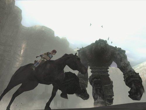Top 10 De Games Para PS2 Shadow-of-the-colossus