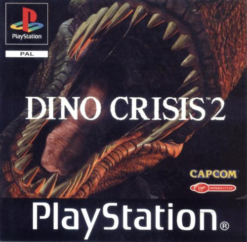 Dino Crisis 2 possui mais ação e mais drama.