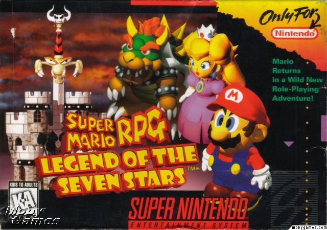 Retrô ? Super Mario RPG: Legend of Seven Stars